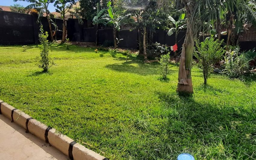 Standalone house for rent in kisasi
